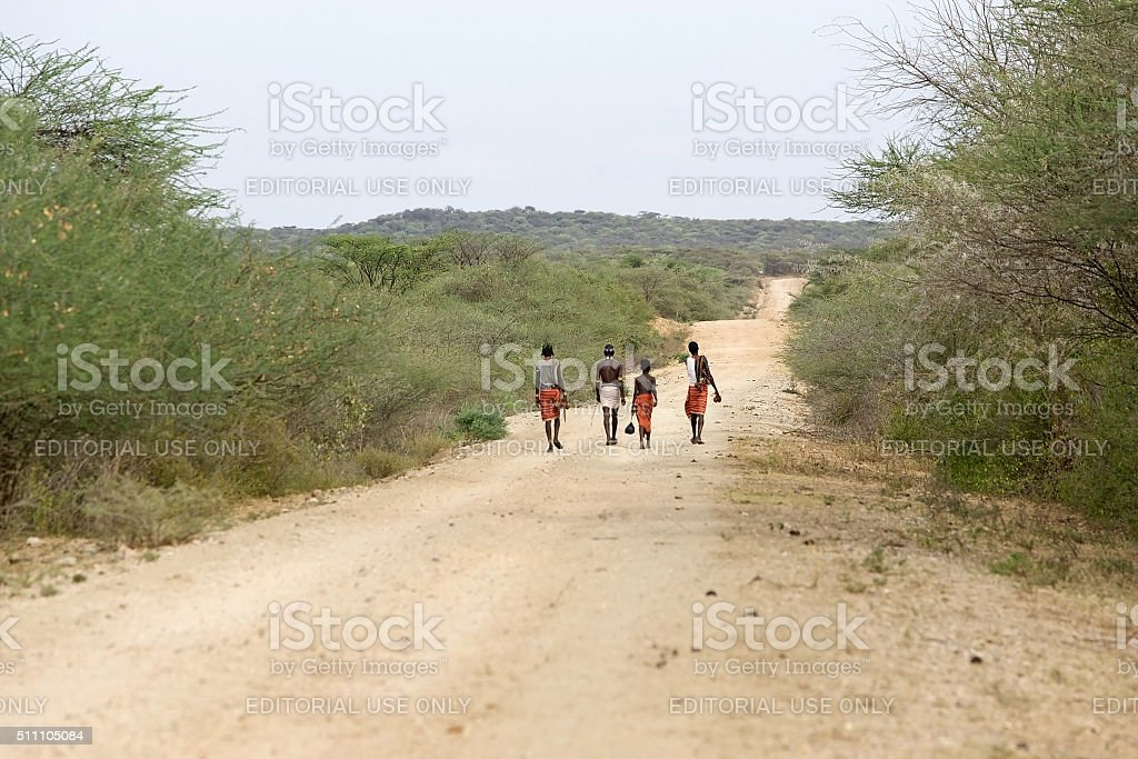 African people stock photo
