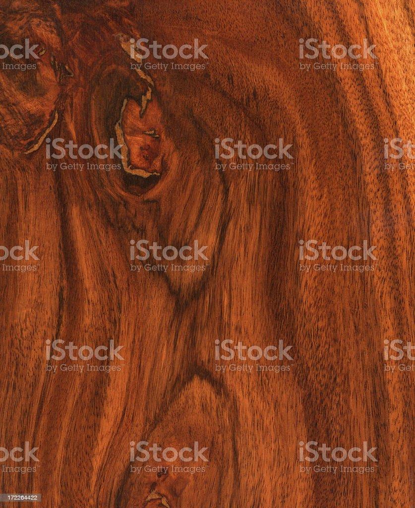 African walnut wood background royalty-free stock photo