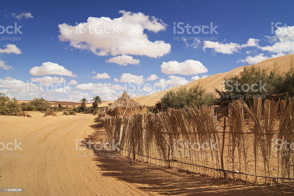 African Ways royalty-free stock photo
