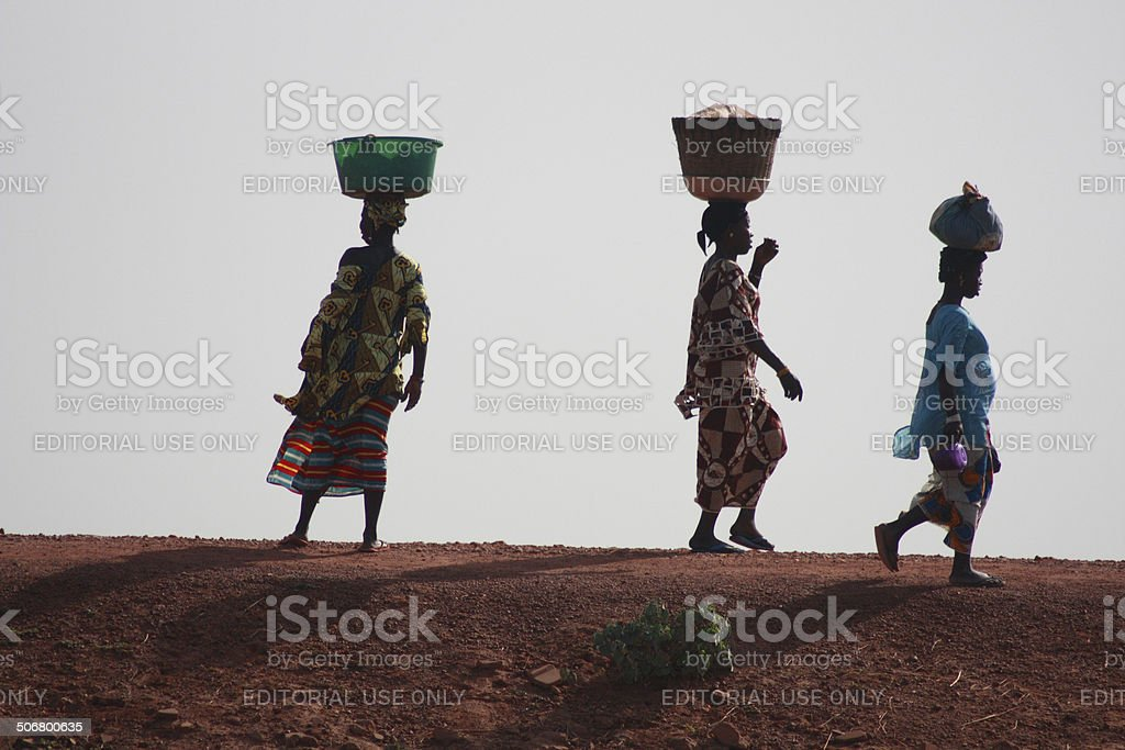 african women stock photo