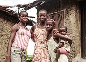 African youth - Ghana