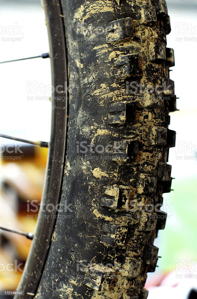 after a good riding... - 2 royalty-free stock photo