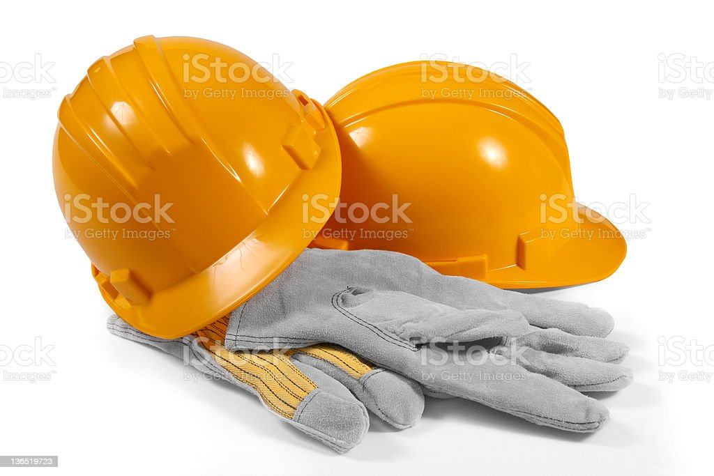 After a Hard Days work royalty-free stock photo