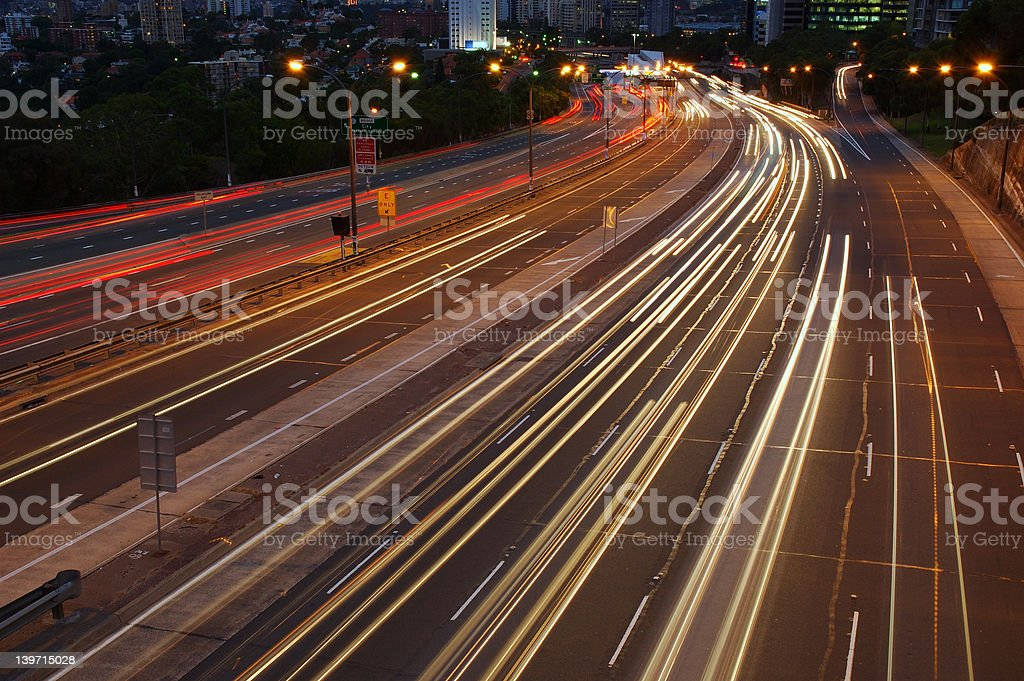 After Dark royalty-free stock photo
