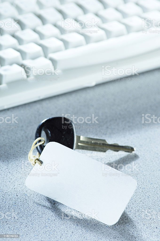 After hours auto service royalty-free stock photo