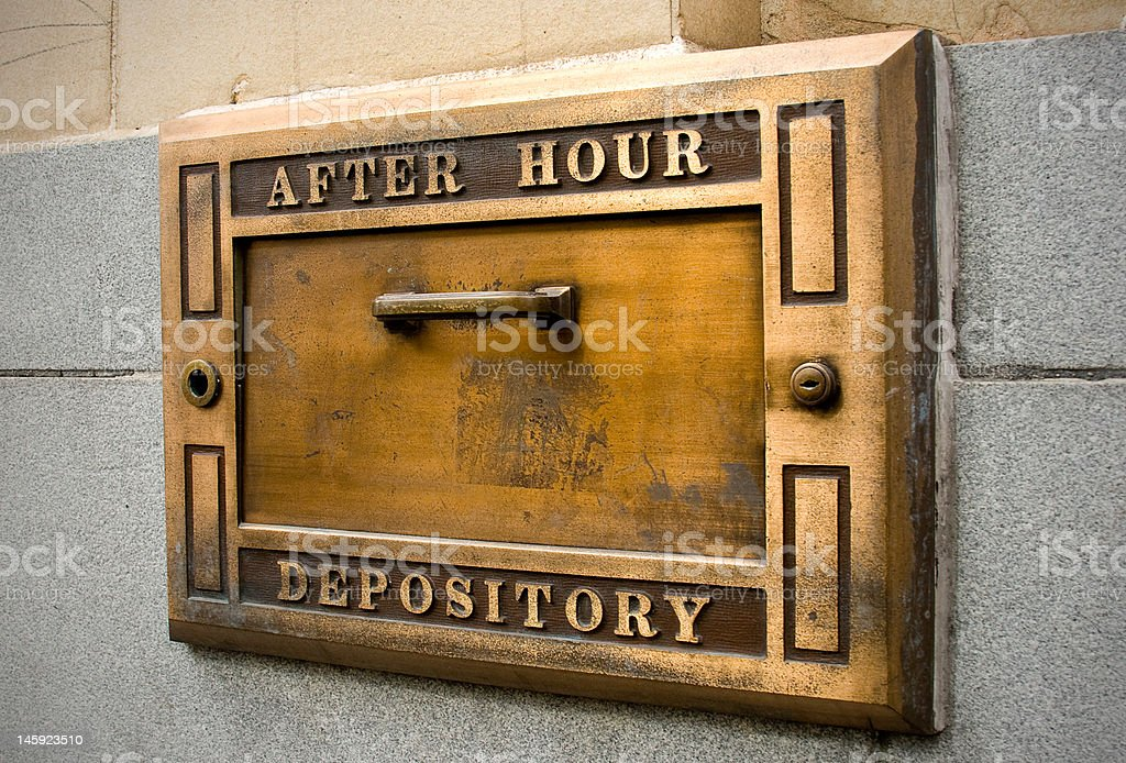 After Hours royalty-free stock photo