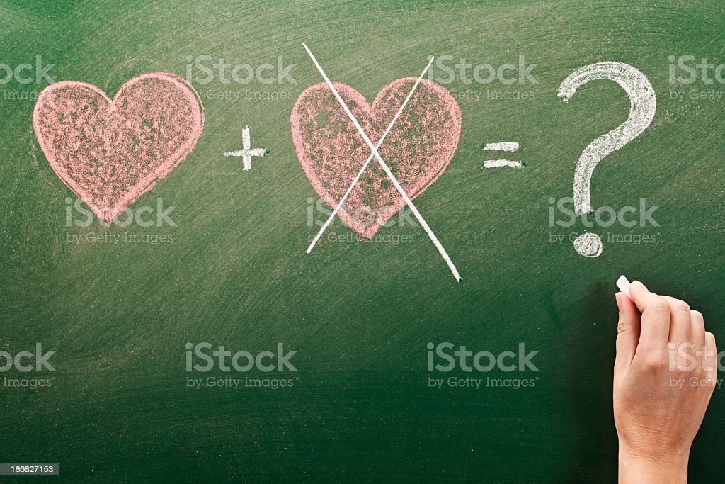 after love what stock photo