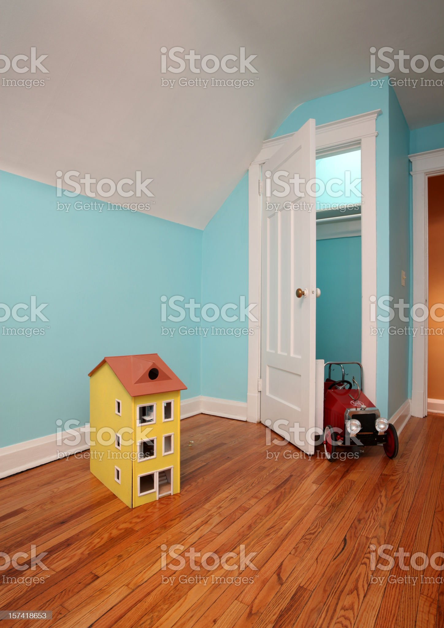 After Renovation royalty-free stock photo