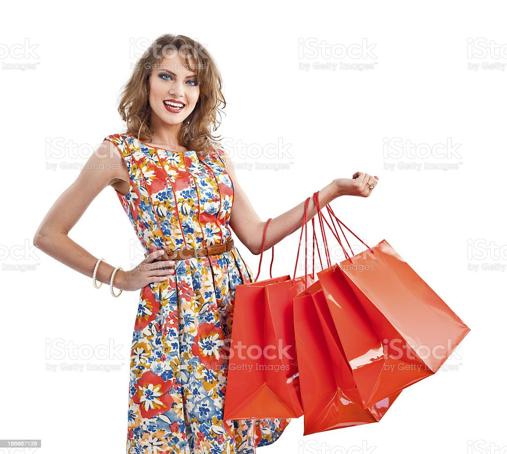 After sale royalty-free stock photo