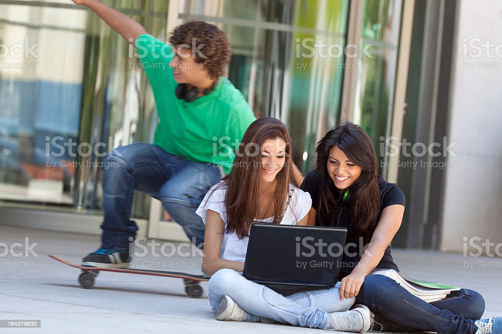 after school stock photo
