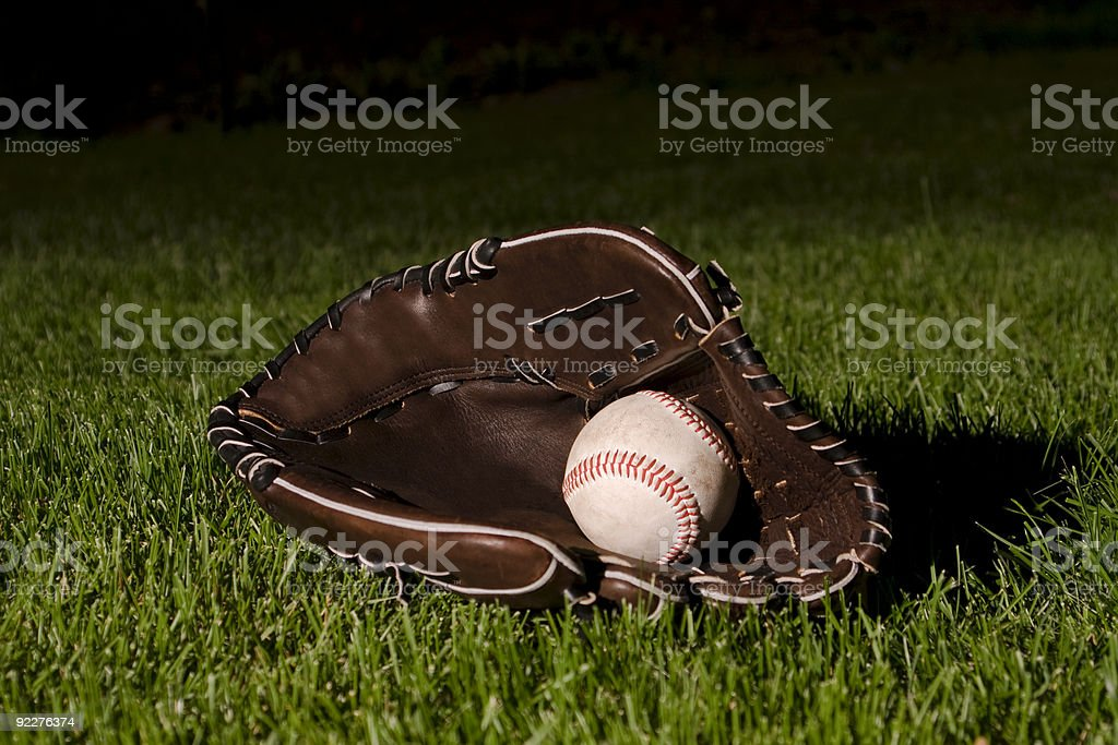 After the Game royalty-free stock photo