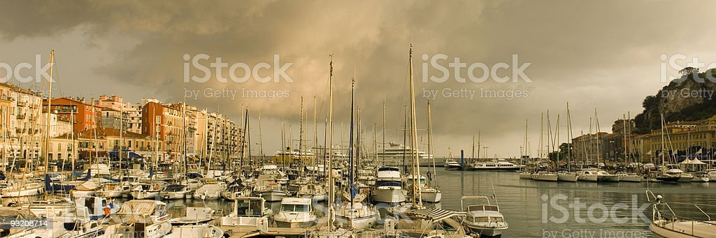 After the storm royalty-free stock photo