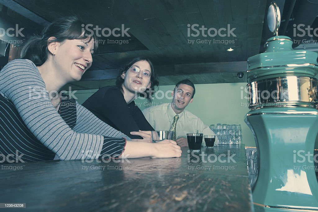 After work royalty-free stock photo