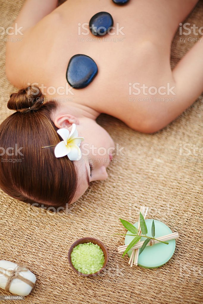 After work relax stock photo