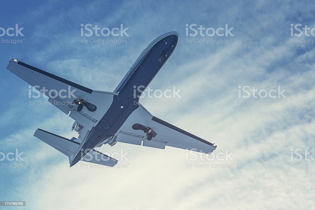 Afternoon Arrival royalty-free stock photo