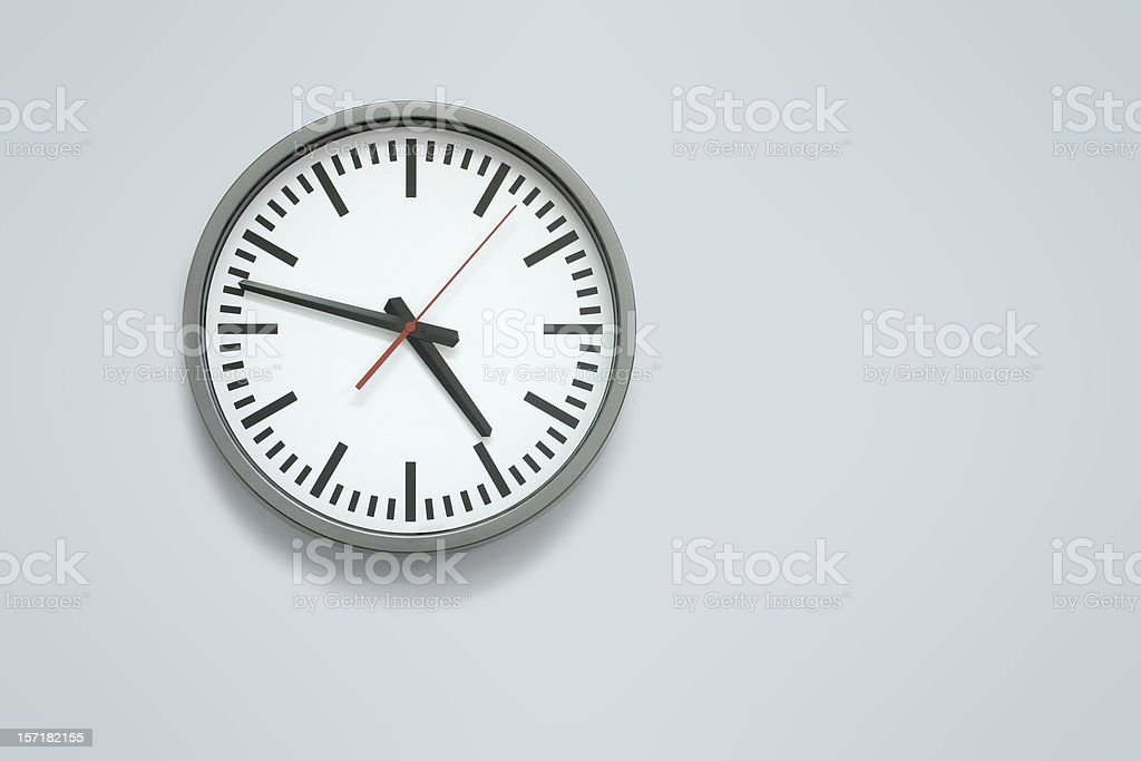 Afternoon royalty-free stock photo