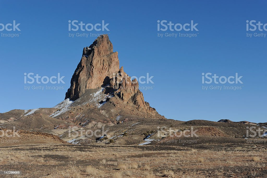 Agaltha Peak stock photo