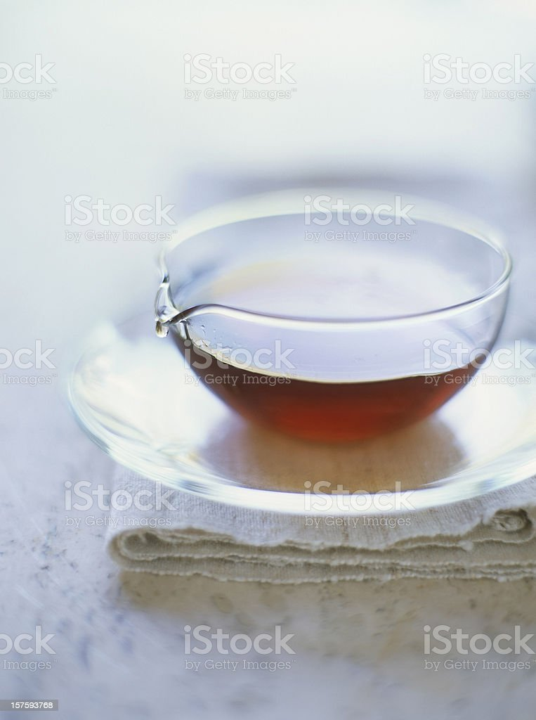 Agave nectar stock photo