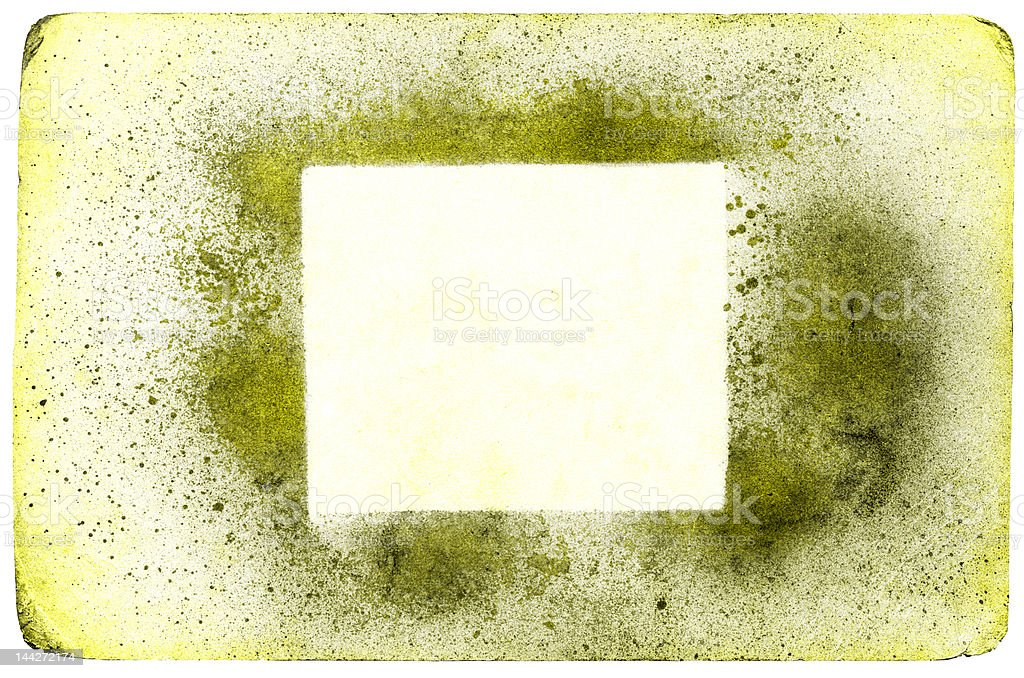 Age old Paper grunge texture (Inc Clipping Path) royalty-free stock photo