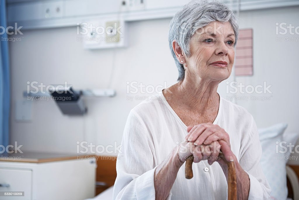Age wrinkles the body, quitting wrinkles the soul stock photo