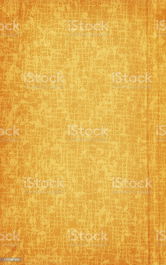 Aged Antique Textured Patterned Paper from 1930's royalty-free stock photo
