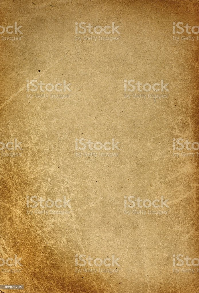 aged background - paper royalty-free stock photo