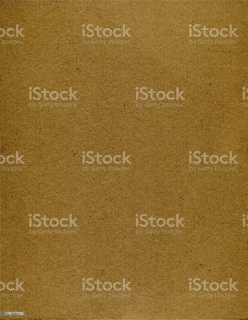 Vert texture de papier Brun vieilli photo libre de droits