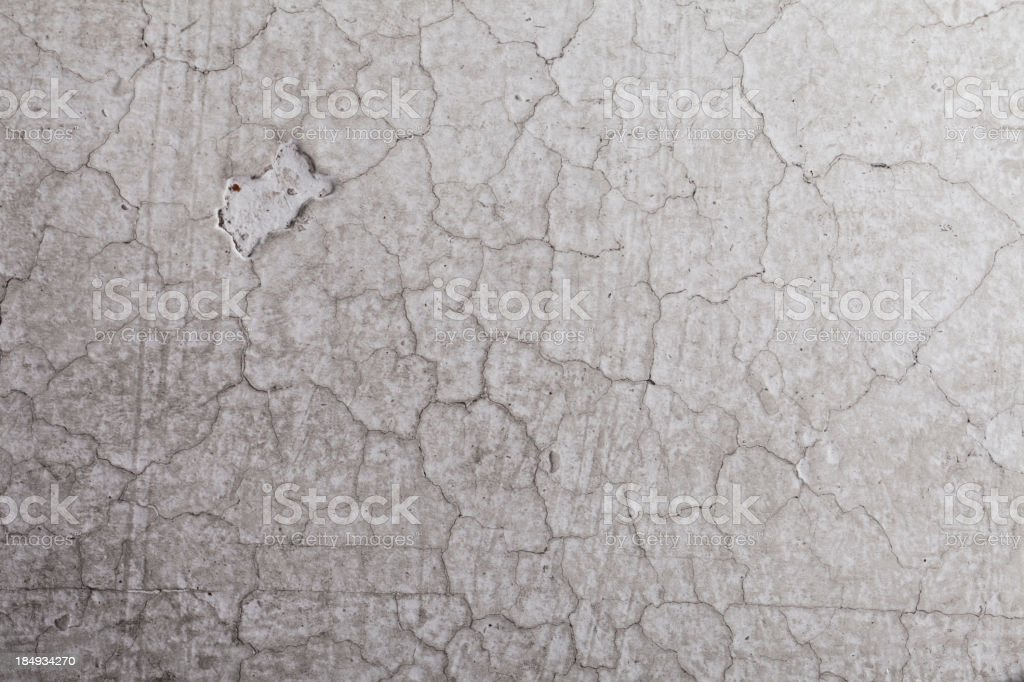 Aged cement wall texture royalty-free stock photo