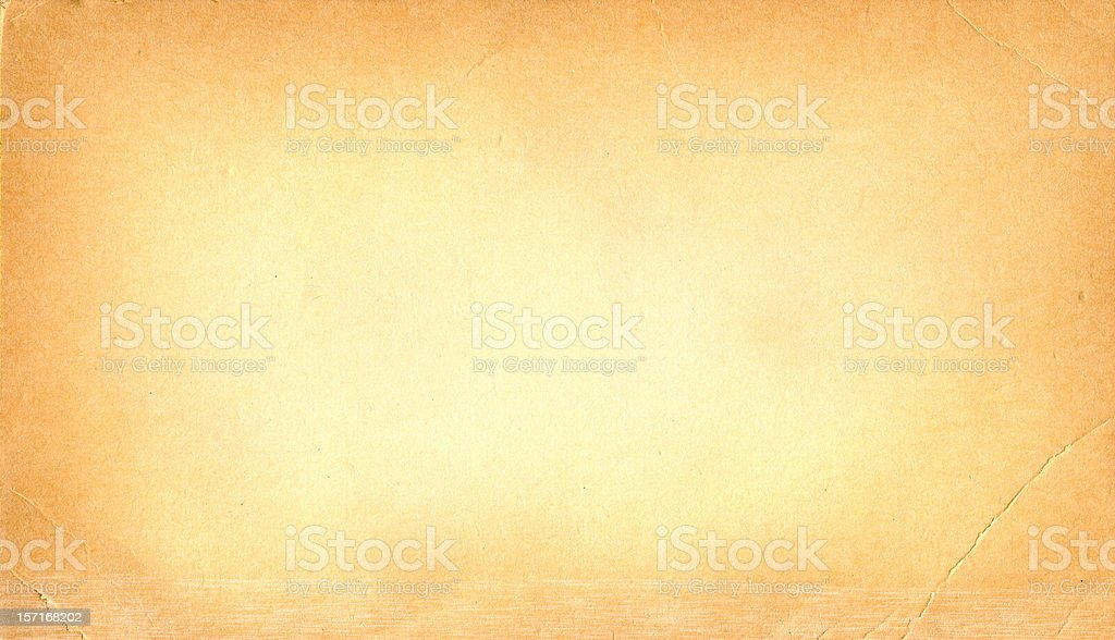Aged Texture Paper Layer royalty-free stock photo