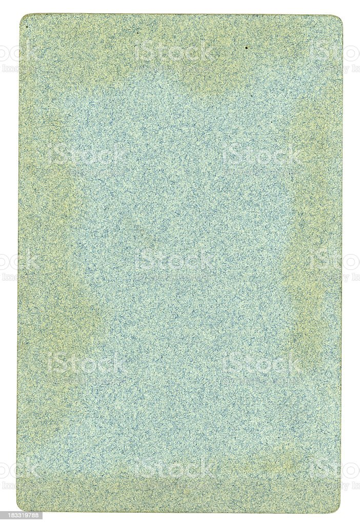 Aged Vintage Paper Texture royalty-free stock photo