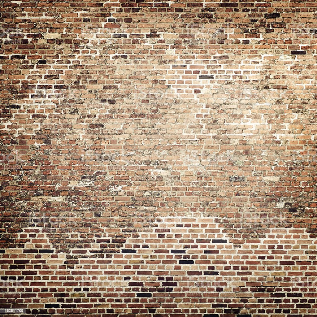 Aged wall royalty-free stock photo
