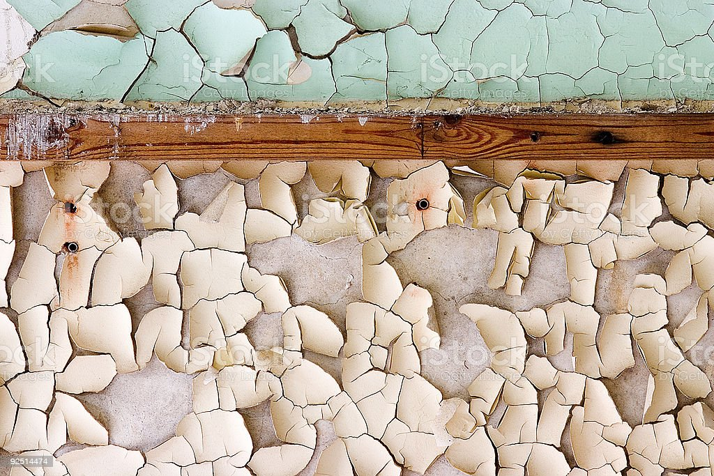 aged wall royalty-free stock photo