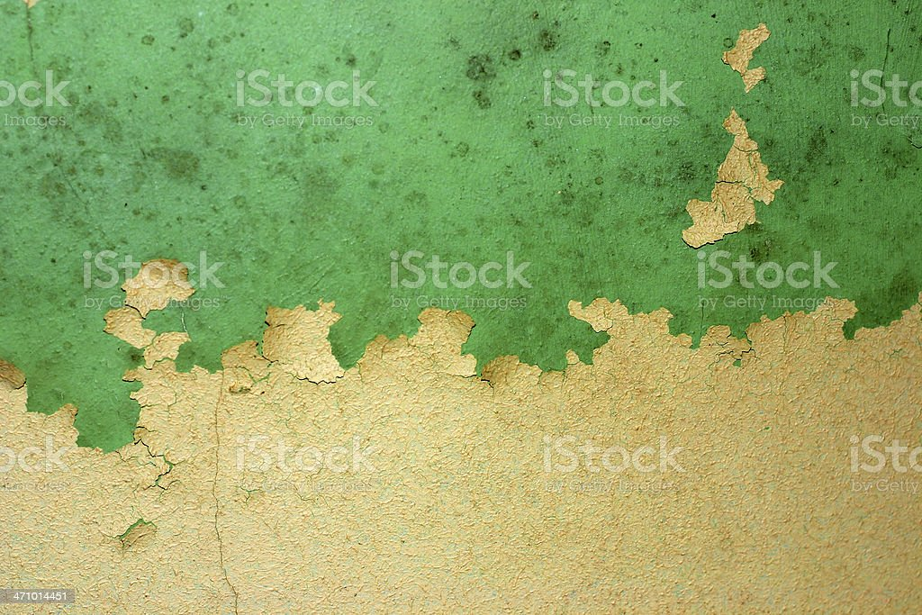 Aged Wall Texture royalty-free stock photo