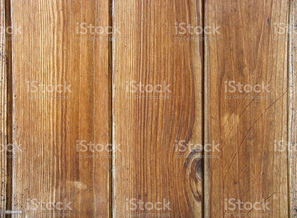 Com painéis de textura de madeira Antiga foto de stock royalty-free