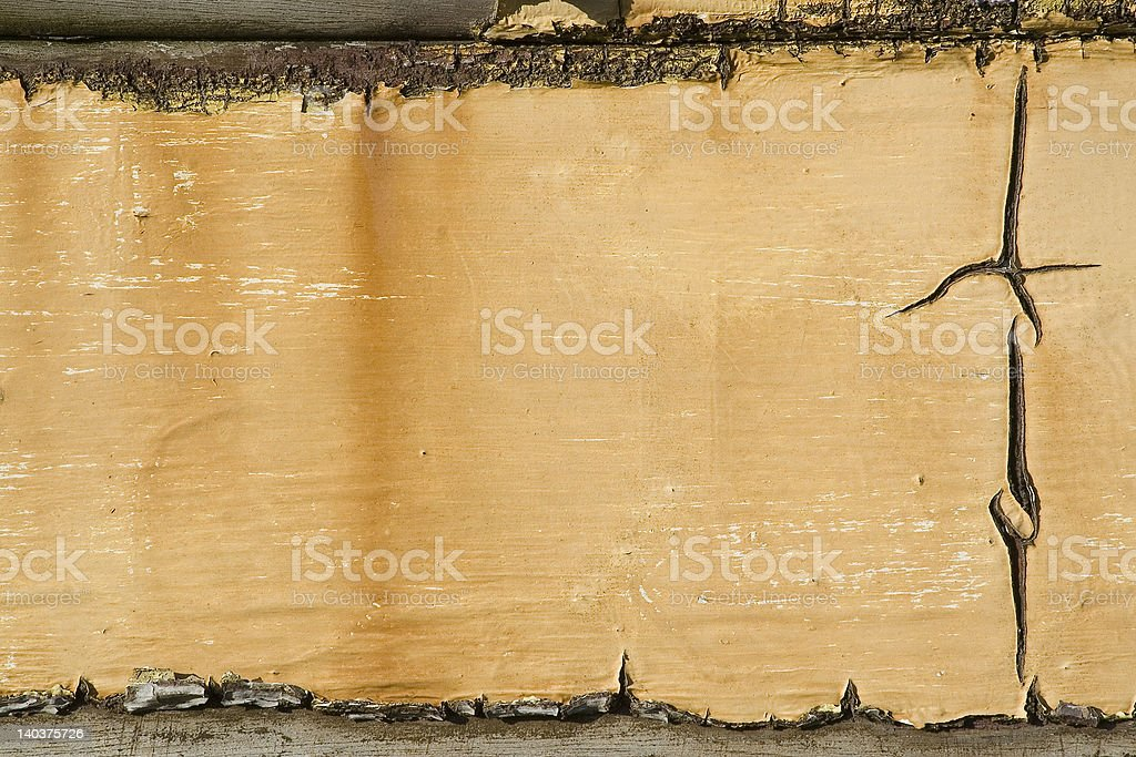 ageing paint royalty-free stock photo
