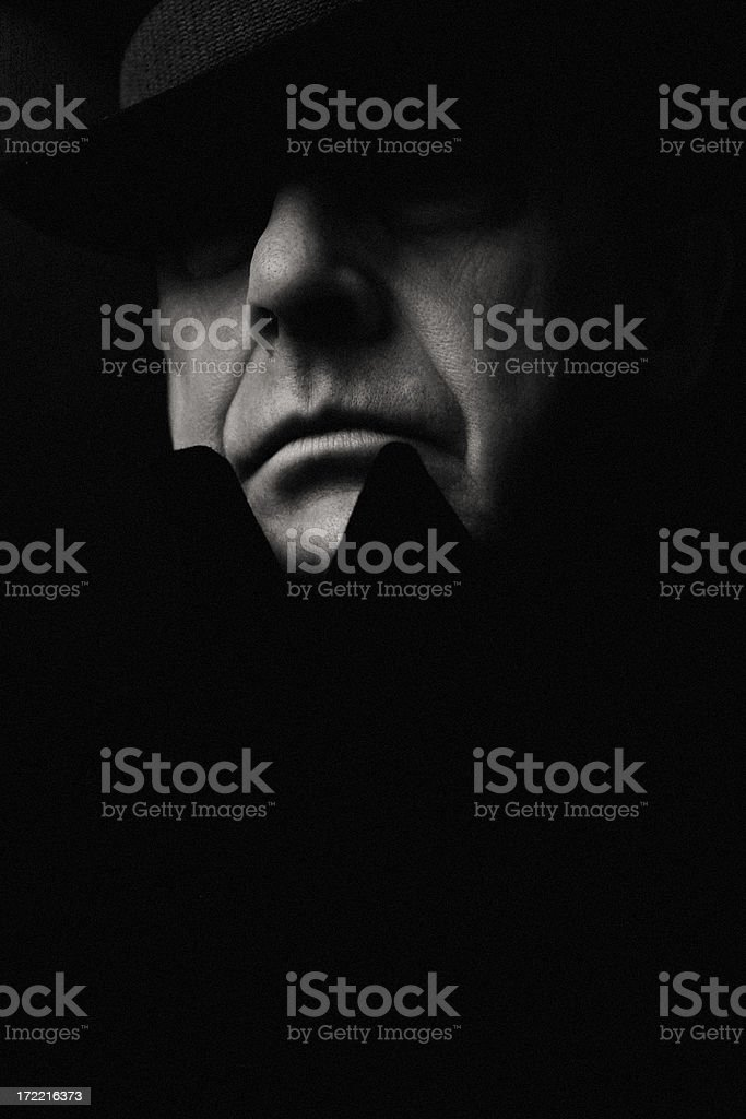 Agent royalty-free stock photo