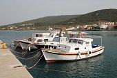 Agistri boats