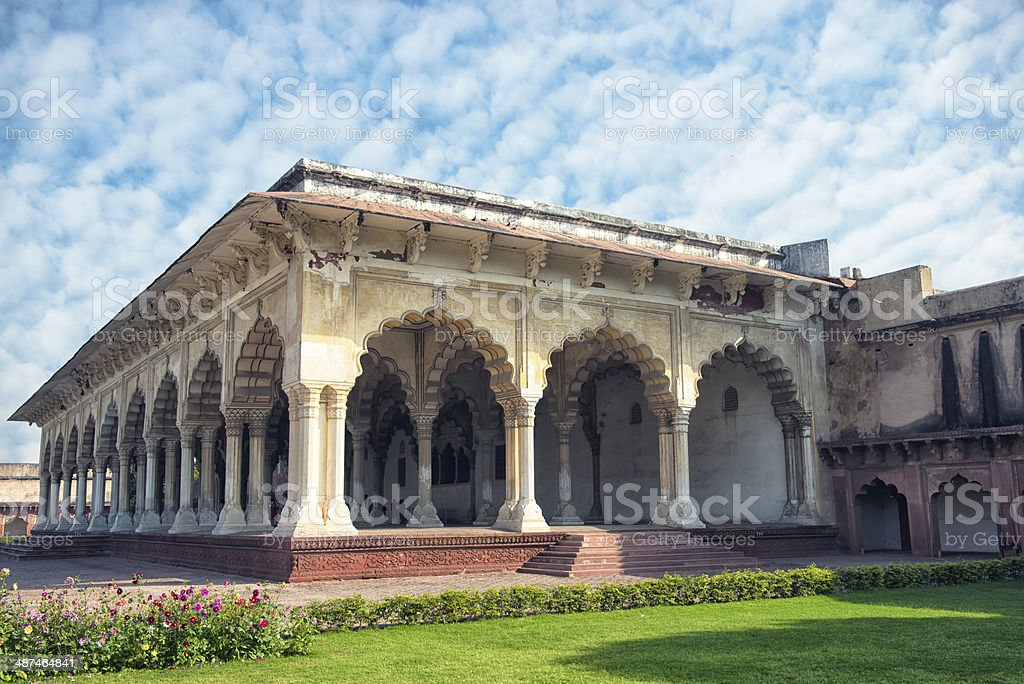 Agra Fort royalty-free stock photo