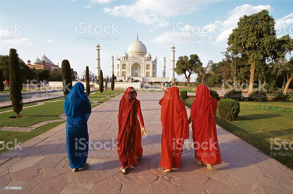 Agra royalty-free stock photo