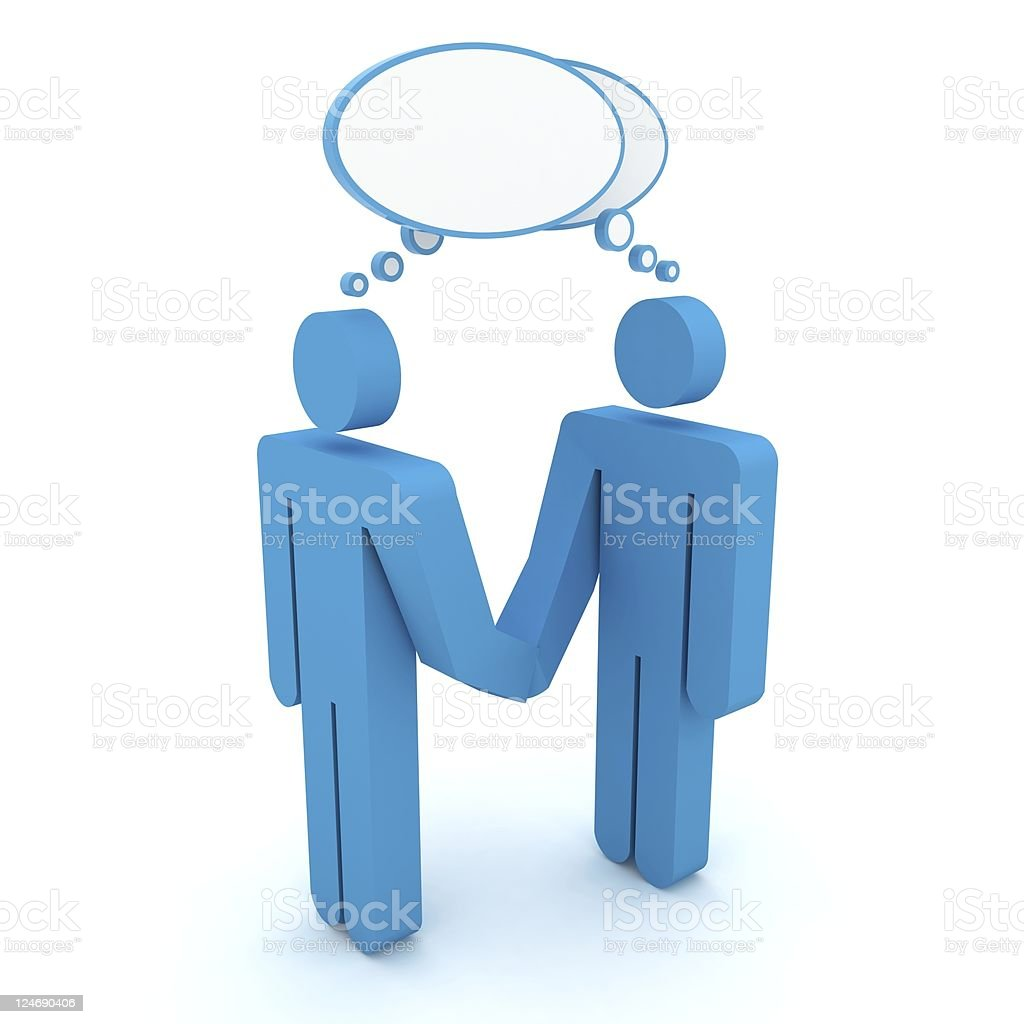 Agreement Concept royalty-free stock photo