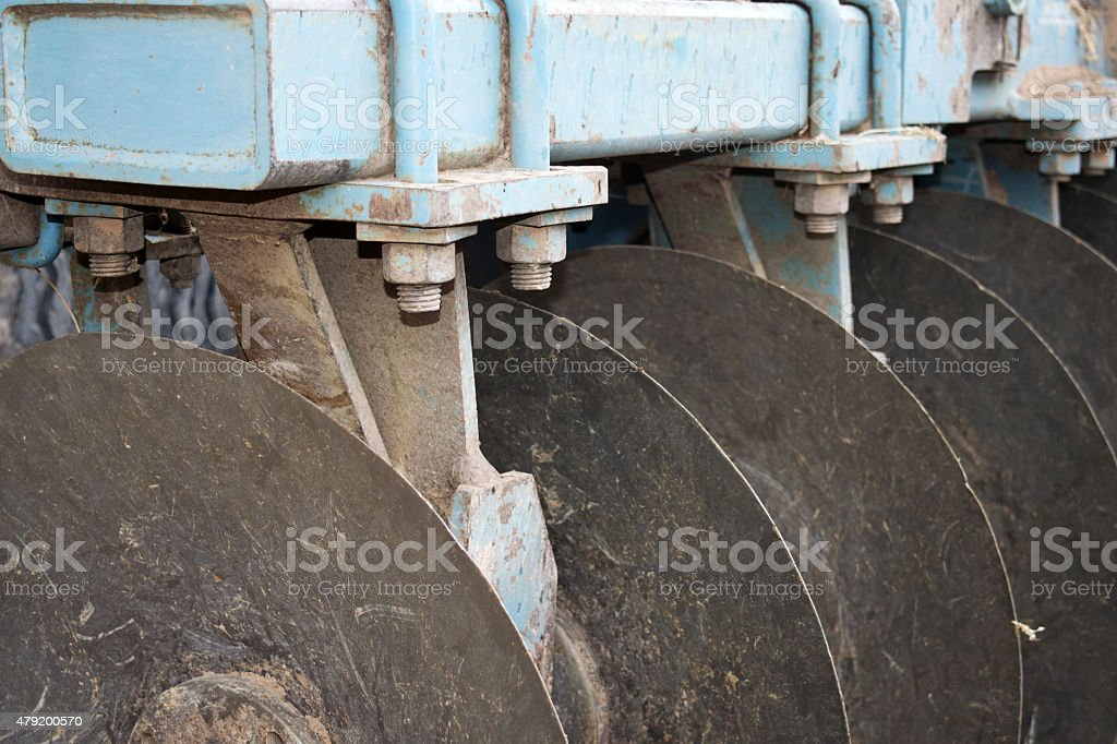 agricultural mechanical stock photo