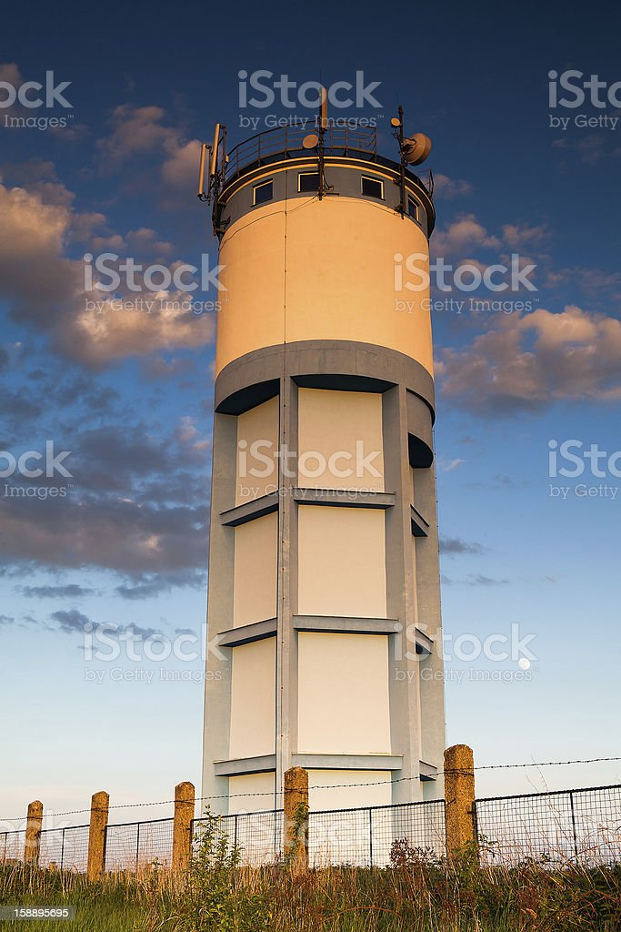 Agriculture building royalty-free stock photo