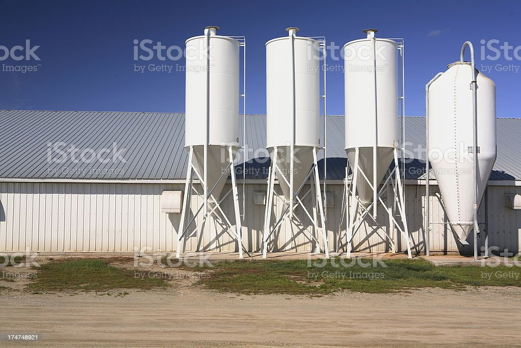 Agriculture Structure stock photo