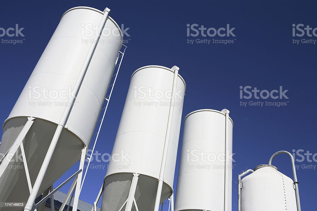 Agriculture Structure royalty-free stock photo