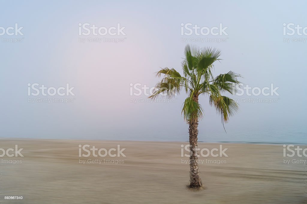 Aguadulce- Almeria, Spain stock photo
