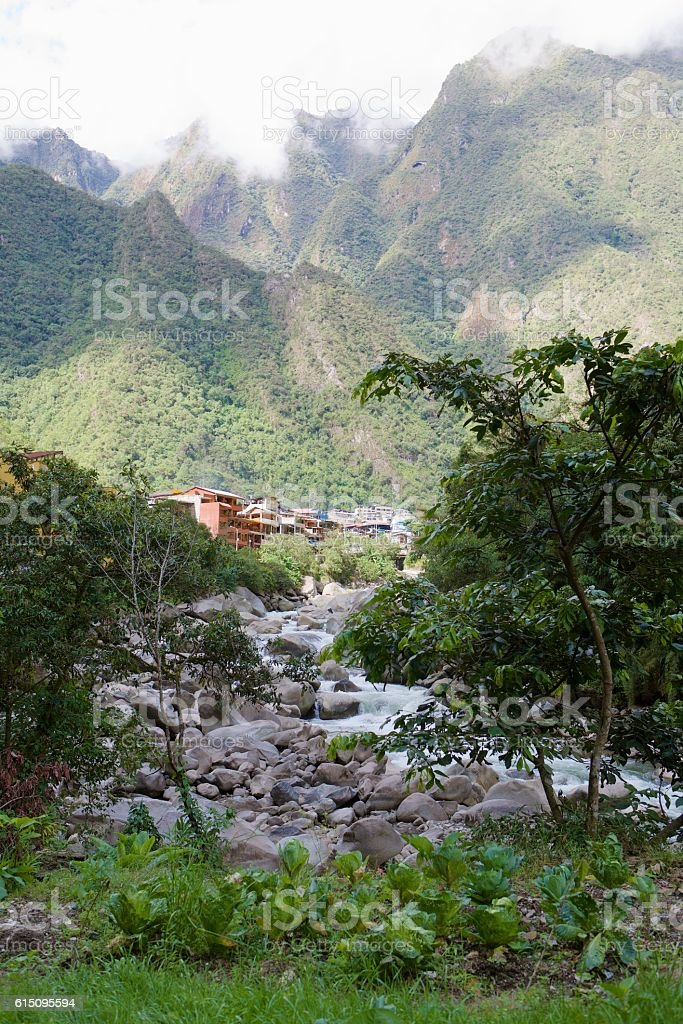 Aguas clients river view stock photo