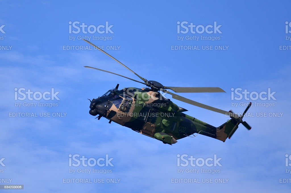 AgustaWestland AW101 stock photo