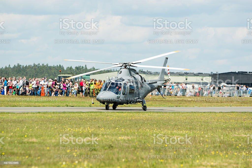 AgustaWestland AW109 royalty-free stock photo