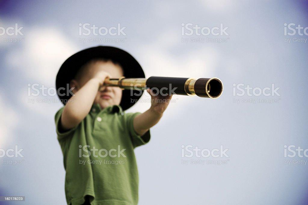 Ahoy! royalty-free stock photo