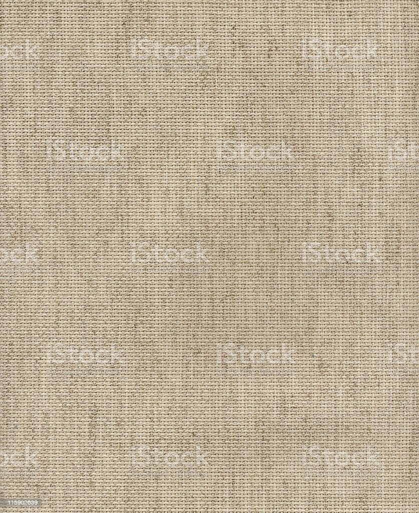 aida cloth in beige royalty-free stock photo